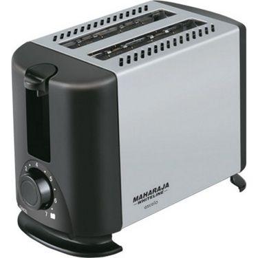 Maharaja Whiteline Excelo 2 Slice Pop Up Toaster_PT-101