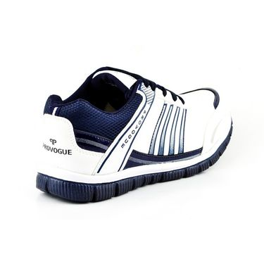 Provogue Mesh Sports Shoes PV1056-White & Blue