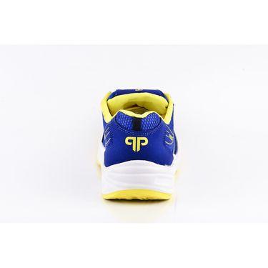 Provogue Mesh Sport Shoes Pv1095-Blue & Yellow-40