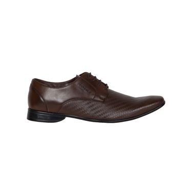 Provogue Brown Formal Shoes -yp02