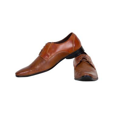 Provogue Tan Formal Shoes -yp03