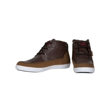Provogue Brown Casual Shoes -yp18