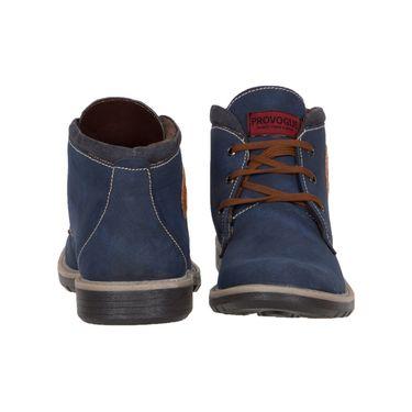 Provogue Blue Casual Shoes -yp44