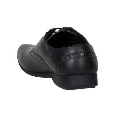 Provogue Black Formal Shoes -yp66