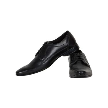 Provogue Black Formal Shoes -yp80