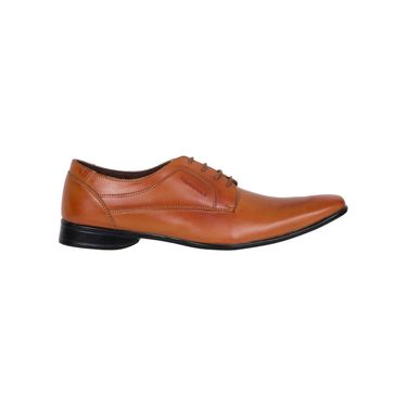 Provogue Tan Formal Shoes -yp82