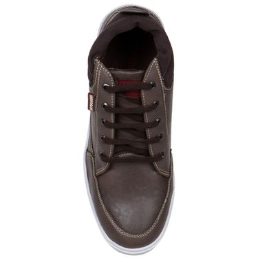 Provogue Brown Casual Shoes -yp88