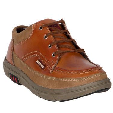Provogue Tan Casual Shoes -yp106