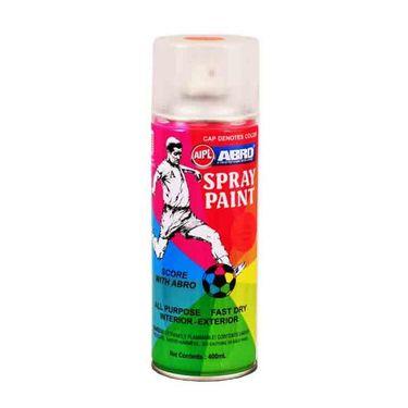 Spray Paint - Fluorescent Orange- Paint-3
