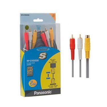 Panasonic RP-CVS3G50GK S Video Cable