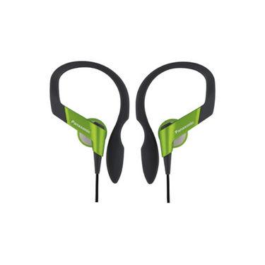 Panasonic RP-HS33E-G Sports Gym Headphone for iPods