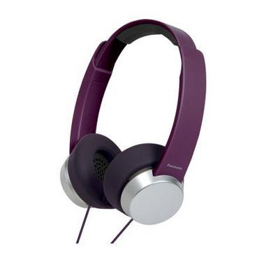 Panasonic RP-HXD3E-V Stylish Headphone