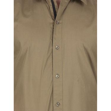 Pack of 3 Incynk Plain Cotton Shirt_qsc58