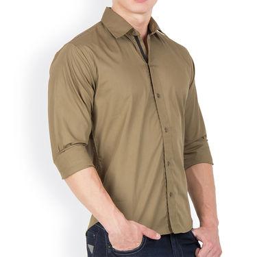 Pack of 5 Incynk Plain Cotton Shirt_qsc67