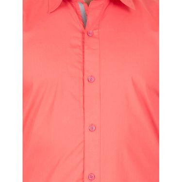 Incynk Plain Cotton Shirt_qss10p - Pink