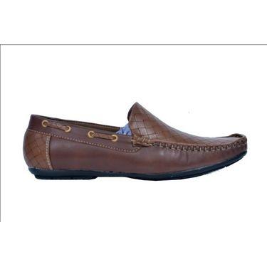 Randier  Casual Shoes R041 -Brown