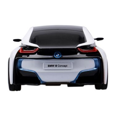 BMW i8 Concept 1:24 Remote Control Toy Car Model - White
