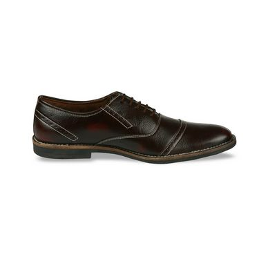 Bacca bucci-Faux leather-formal-Maroon