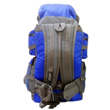 Donex Waterproof Big size High quality 43 litre Rucksack Blue and Grey _RSC00853