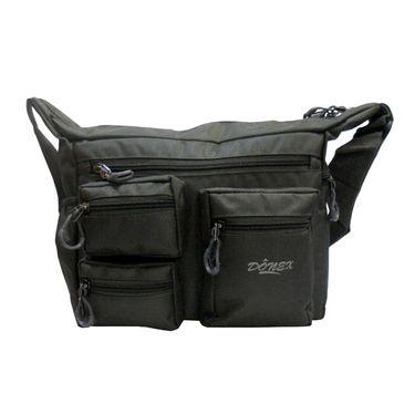Donex Ruff N Tuff Multipocket Massenger Bag Grey_RSC00910