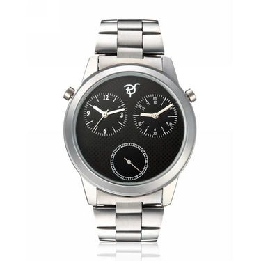 Combo of Rico Sordi Analog Wrist Watch + Wallet_RSD24_WW