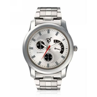 Combo of Rico Sordi Analog Wrist Watch + Sunglasses + Wallet_RSD51_WSGW