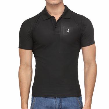 Pack of 3 Rico Sordi Half Sleeves Plain Tshirts_RSD750