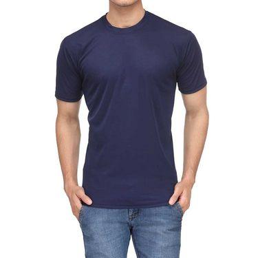 Pack of 6 Rico Sordi Half Sleeves Plain Tshirts_RSD763