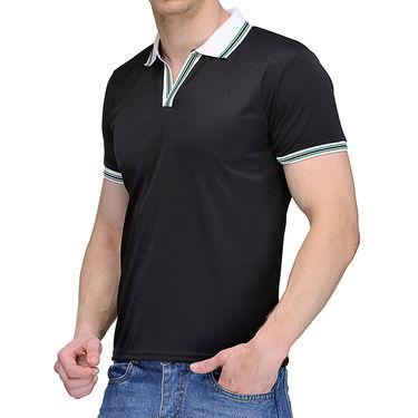 Rico Sordi Polo Tshirt For Men_Rpblk - Black