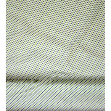 Raymond Cotton Shirt Material For Men_RYMD_SHRT_1014_LS_02 - Blue & Green