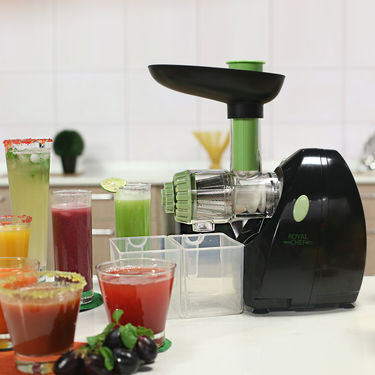 Royal Chef Slow Juicer Reviews : Royal Chef Slow Juicer available at Naaptol for Rs.3999
