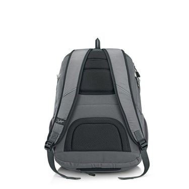 Skybags Grey Laptop Backpack_Teckie 01 Grey