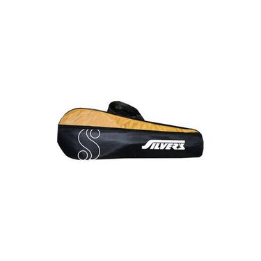 Silver's SBK507 Kit Bag - Yellow and Black