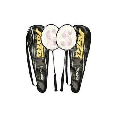 Silver's Pack Of 4 Impulse Badminton Combo - Multicolor