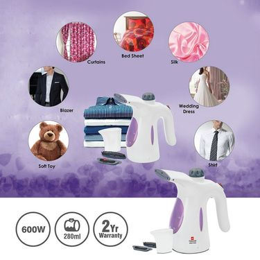 Cello Handheld Garment Steamer-Steamy 200A