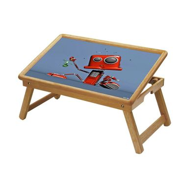 Shopper52 Foldable Wooden Study Table For Kids-STUDY006