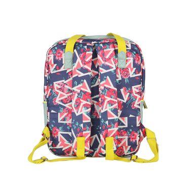 Be for Bag Canvas Backpack Blue -Sandra