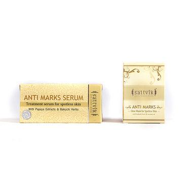 Sattvik Organic Anti Marks Combo - SOC1