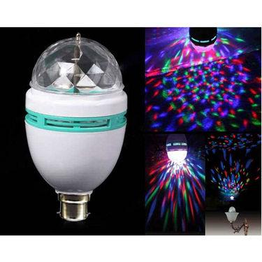 Rotating Party LED Lamp