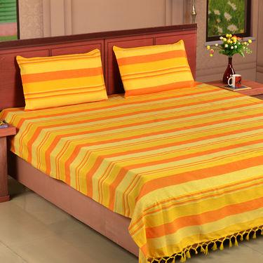 Set of 4 Handmade Kerala Bedsheets