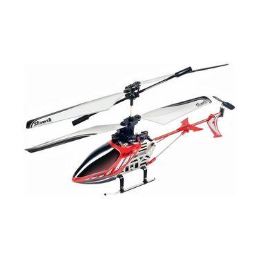 Silverlit (4 Channel + Gyro) I/R Sky Mega Hawk Helicopter