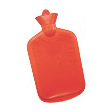 Smart Care Hot Water Bottle - Red
