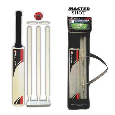 Speed Up Master Shot Cricket Set Carry Bag Size - 1