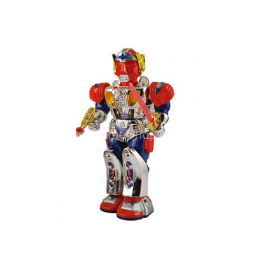 Super Interstellar Robot With Electronic Voice And Flashing Light