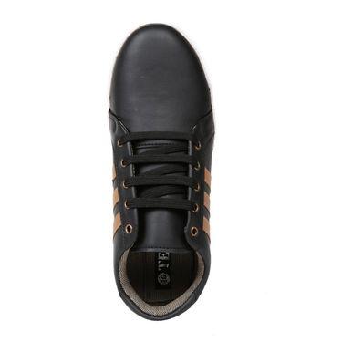 Black Casuals Shoes -Ts35