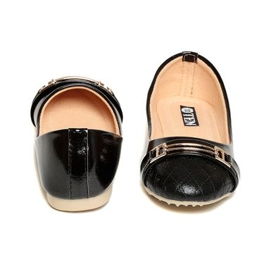 Synthetic Leather Black Bellies -bl2Bklblk01