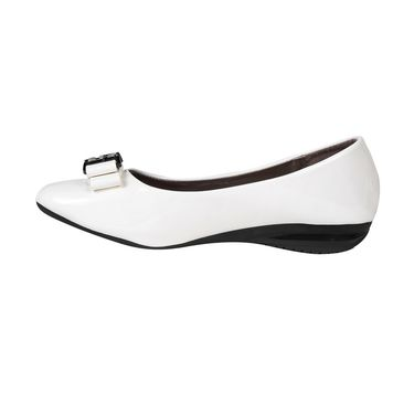 Ten Patent Leather White Bellies -ts210