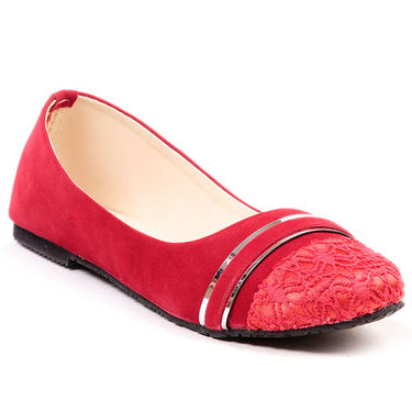 Ten Synthetic Leather Red Bellies -ts245