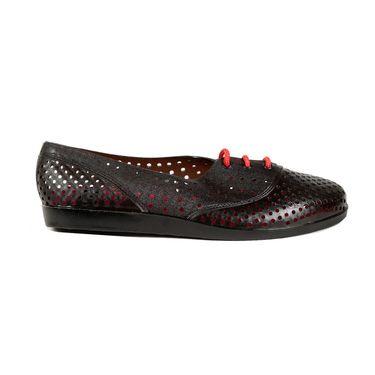 Black Flip Flop For Women -Te32