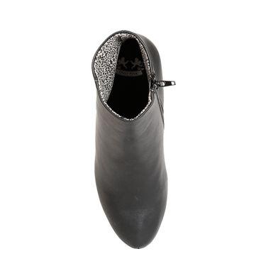 Ten Leather Black Womens Boot -ts297